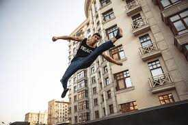 Becoming a Professional Parkour Athlete