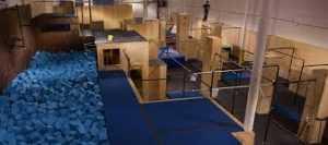 Freerunning Gym